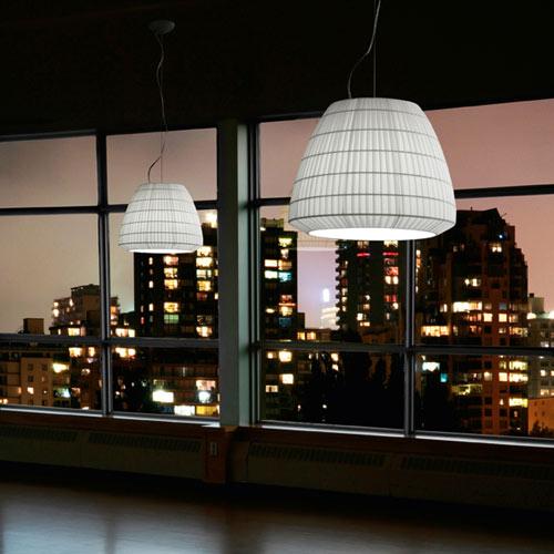 Bell Suspension Light