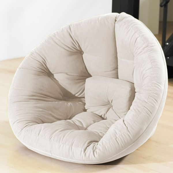 & Nido Tufted Sleeper Lounge Chair