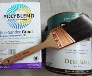 How to make your own chalkboard paint