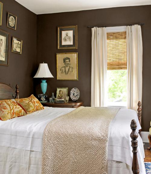 Chocolate Brown Bedrooms Inspiration amp Ideas