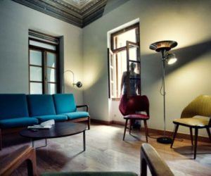 The City Circus hostel from Athens