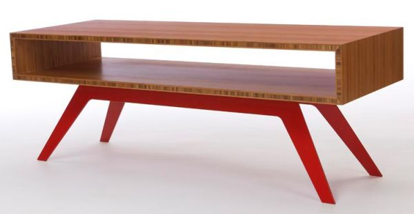 The sleek and modern Elko coffee table