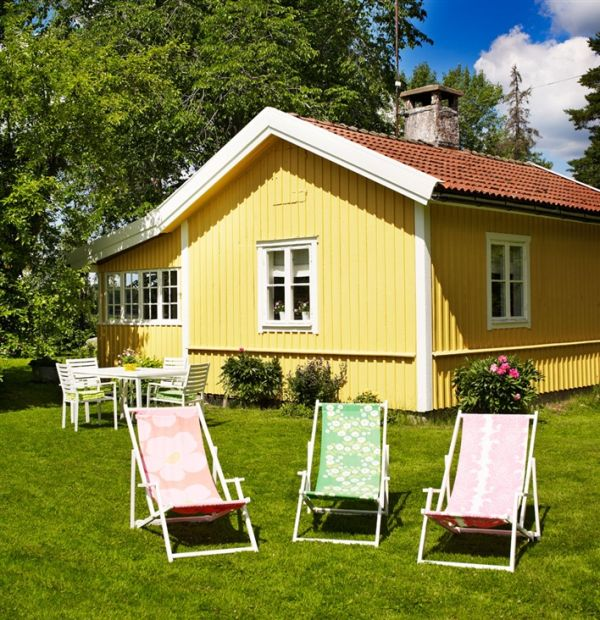 Beautiful A Swedish Summer Cottage With A Colorful Interior Photo Gallery