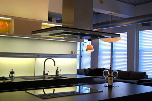 5 characteristics of contemporary kitchens