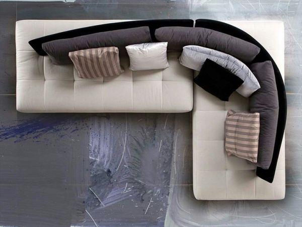 The U0027Conversationu0027 Sectional Sofa By Giorgio Soressi
