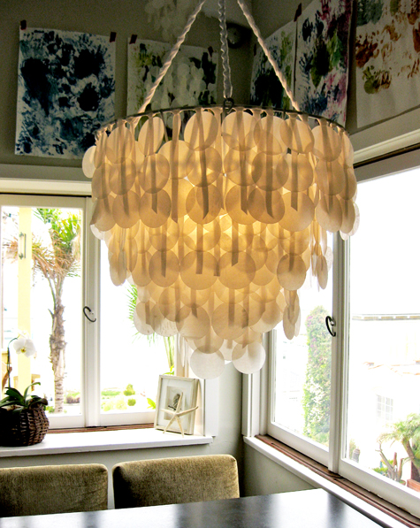 21 creative diy lighting ideas view in gallery aloadofball Gallery
