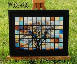 Diy mosaic projects with which you can change your homes dcor diy mosaic projects that put style into perspective solutioingenieria Image collections