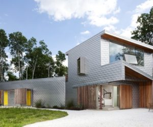 A contemporary country house in NY by Grzywinski + Pons