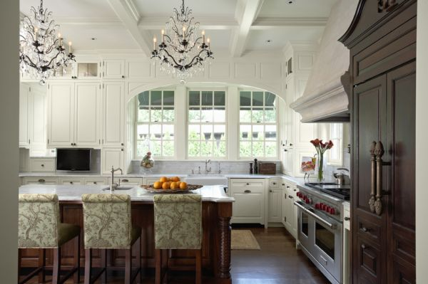 Why should i have a chandelier in the kitchen view in gallery aloadofball Image collections