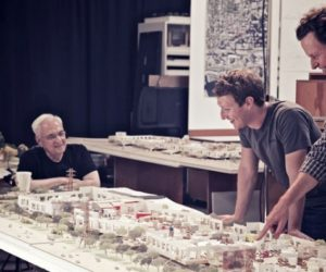 Facebook West, a new campus headquarters by Frank Gehry