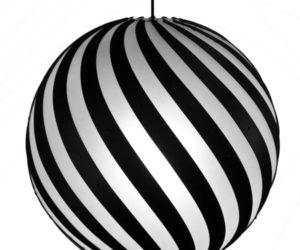 Bounce Hanging Light by David Trubridge