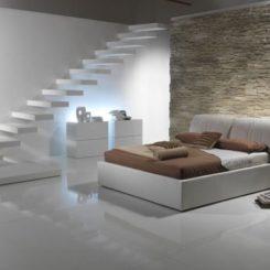 Sleek Floating Staircases For An Elegant Interior