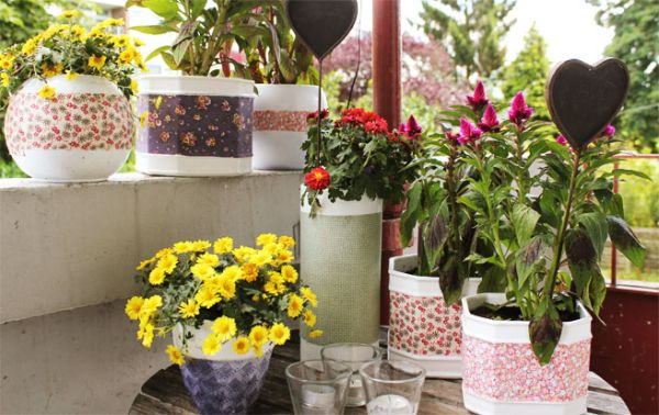 40 Cute Ways To Decorate Your Flower Pots Stunning Designs For Pots Decoration