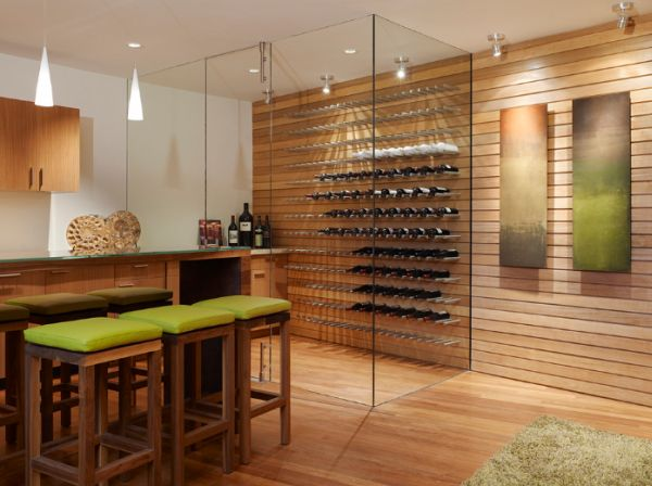 & 5 inspiring wine storage solutions for all spaces