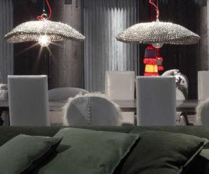 Glamorous Bell Lamp