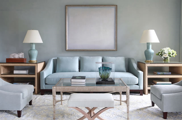 5 ways to decorate with blues grays for Broring interieur