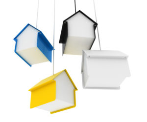 Sweet and Lovely Hut Pendant Light