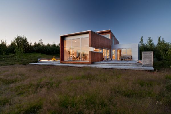 Eco friendly and energy efficient house