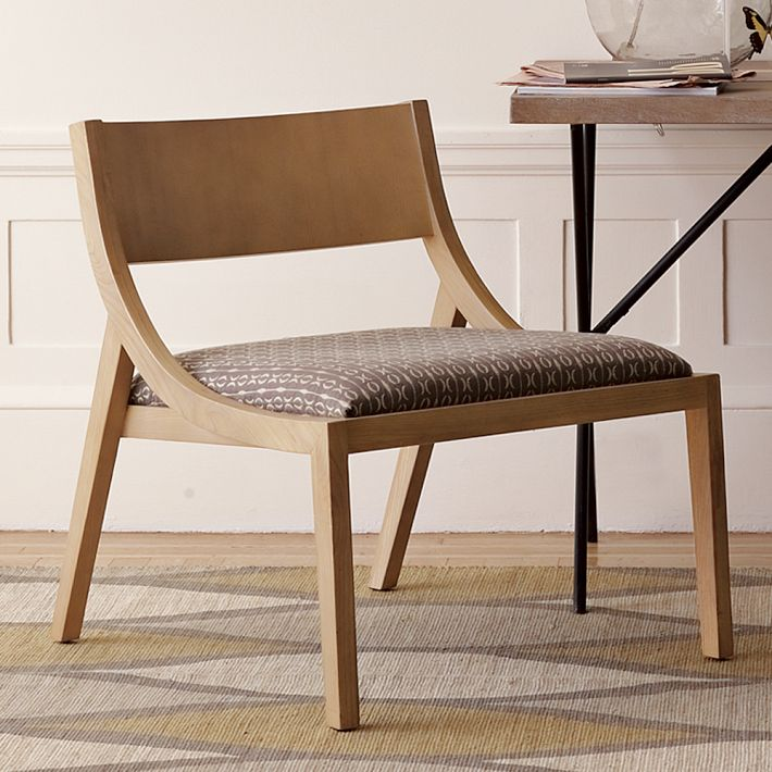 Arc Chair From West Elm