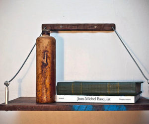 The Drawbridge Shelf – a very useful object for your home