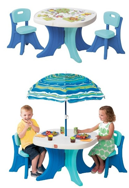 Wonderful Step2 Play Patio Set