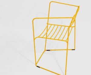 Lovely Maverick Chair By Birgit Hoffman · Steel Loft Evo Furniture By Zbigniew  Strzebonski Awesome Design