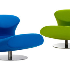 The Modern Rio Lounge Chair By Flemming Busk And Stephan Hertzog Design Ideas