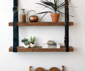 Stylish Projects You Can Do With Leather Straps And Recycled belts