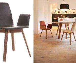 ... Maverick Chair By Birgit Hoffman
