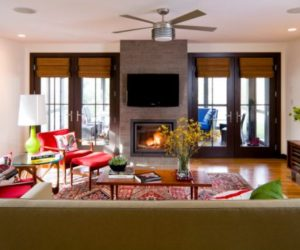 5 Midcentury Modern Living Rooms