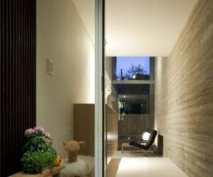 Modern Minimalist Residence in Tokyo