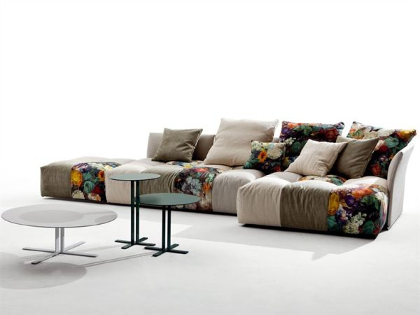 The Modular Pixel Sofa By Sergio Bicego