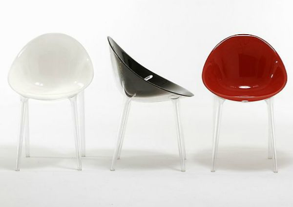 Lovely Multicolored Mr. Impossible Chair By Kartell Great Ideas
