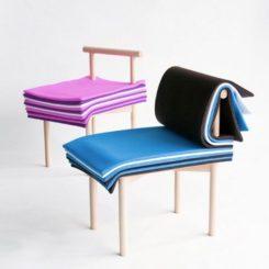 Unique Pages Chair Design