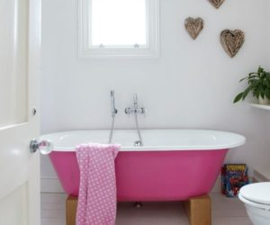 Ideas for a balanced interior décor with pink accents