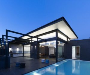 Contemporary Family Residence in Power Street Hawthorn,Victoria