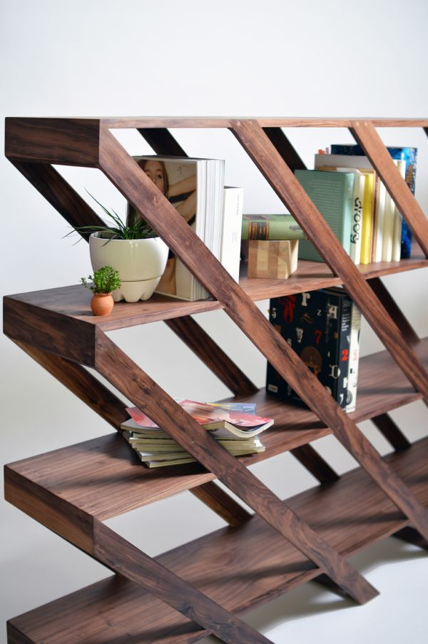 Dynamic Ramirez Bookshelf