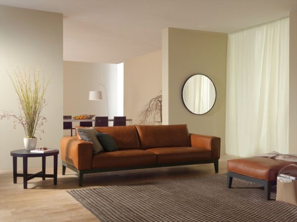 The Stylish Harper Leather Sectional Sofa · View In Gallery. View In Gallery