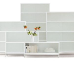Sapporo Shelving with Cable Management