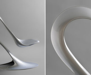 The Spoon Chair by Philipp Aduatz