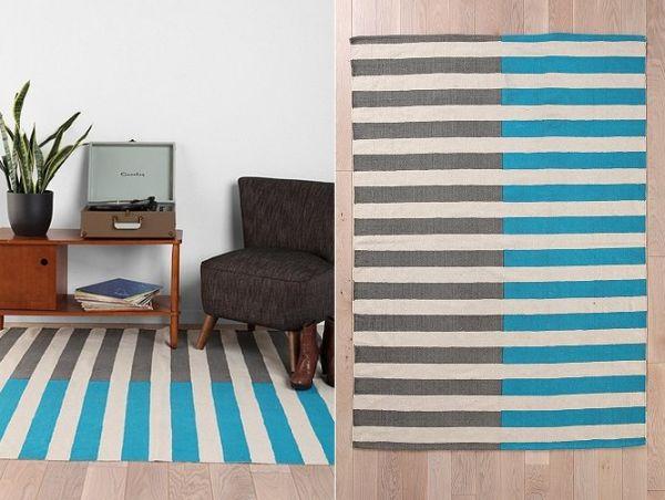 Dual Striped Rug