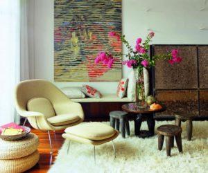 A creative, eclectic interior design in Atlanta by TaC Studios
