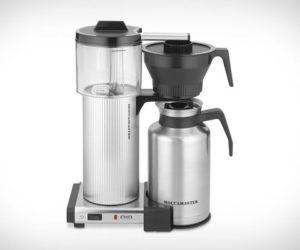 The Technivorm Grand Coffee Maker aka the Moccamaster