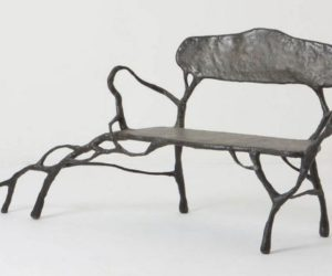 The amazing Bench inspired by Nature