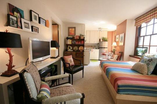 Home decor one bedroom apartment
