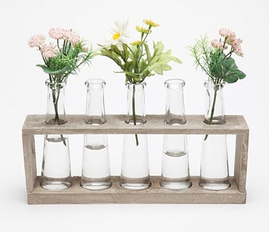 Nice Flower Vases Shaped Like Lab Beakers Great Ideas