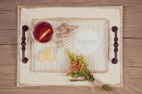 Personalized Diy Serving Tray