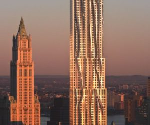 Breathtaking Views at the Elegant New York by Gehry