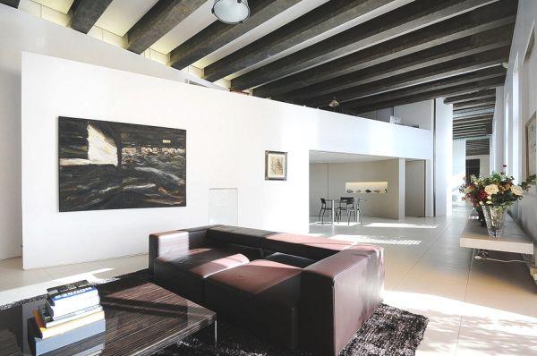 Elegant Apartment In London By Seth Stein Architects
