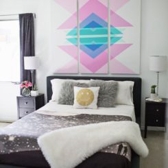 15 Easy DIY Wall Art Ideas You\'ll Fall In Love With
